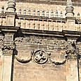 セビリア大聖堂(カテドラル)外壁彫刻