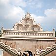 水の宮殿(タマン・サリ)の入口