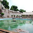 沐浴場(プール) 30名近い大奥の女性が使用